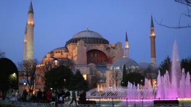Hagia Sophia — Stock Video