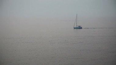 Sailing boat HD 1080p — Stock Video