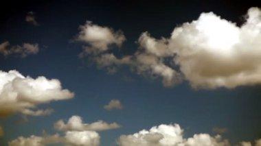 Time-lapse wolken 6 Hd 1080 p — Stockvideo