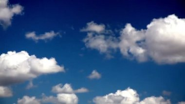 Time lapse clouds 2 HD 1080p — Stock Video