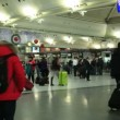 Passengers at the airport 3 — Stock Video #73587233