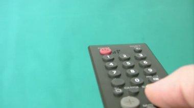 Remote Control — Stock Video
