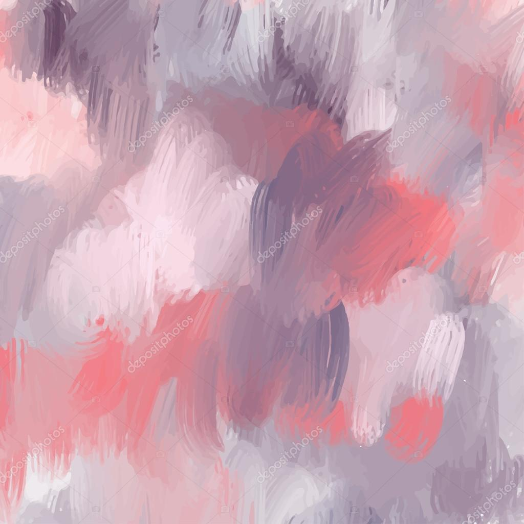 Abstract White Gray Paint