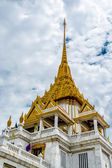 Golden Roof of the Pagoda. — Stock Photo
