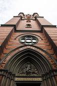 Swedish church — Stock Photo