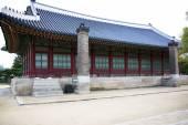 Old Korean building. — Stock Photo