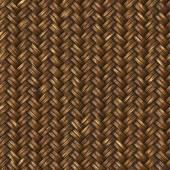 Seamless basket surface texture background. — Stock Photo