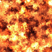 Seamless firestorm background. — Stock Photo
