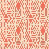 Rhombuses seamless pattern — Stock Vector
