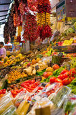 Market Boqueria in Barcelona — Stock Photo