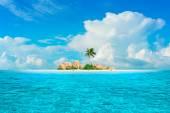 Fantasy Dream Island — Stock Photo
