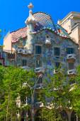 """Casa Batllo"" BARCELONA, SPAIN — Stock Photo"