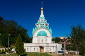 St. Catherine Russian Orthodox Church — Stock Photo