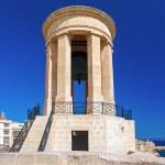 The Siege Bell War Memorial. Valletta, Malta. — Stock Photo #73860575