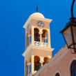 Detail of the old Orthodox Church. Crete Island, Greece — Stock Photo #75124415