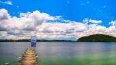 Lake Warden. New Zealand — Stock Photo