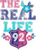 Vida real t-shirt design.jpg — Vector de stock