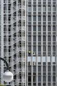 Building facade — Stock Photo