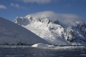 Lemaire Channel, Antarctica — Stock Photo