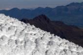 View of Cotopaxi Glacier — Stock Photo