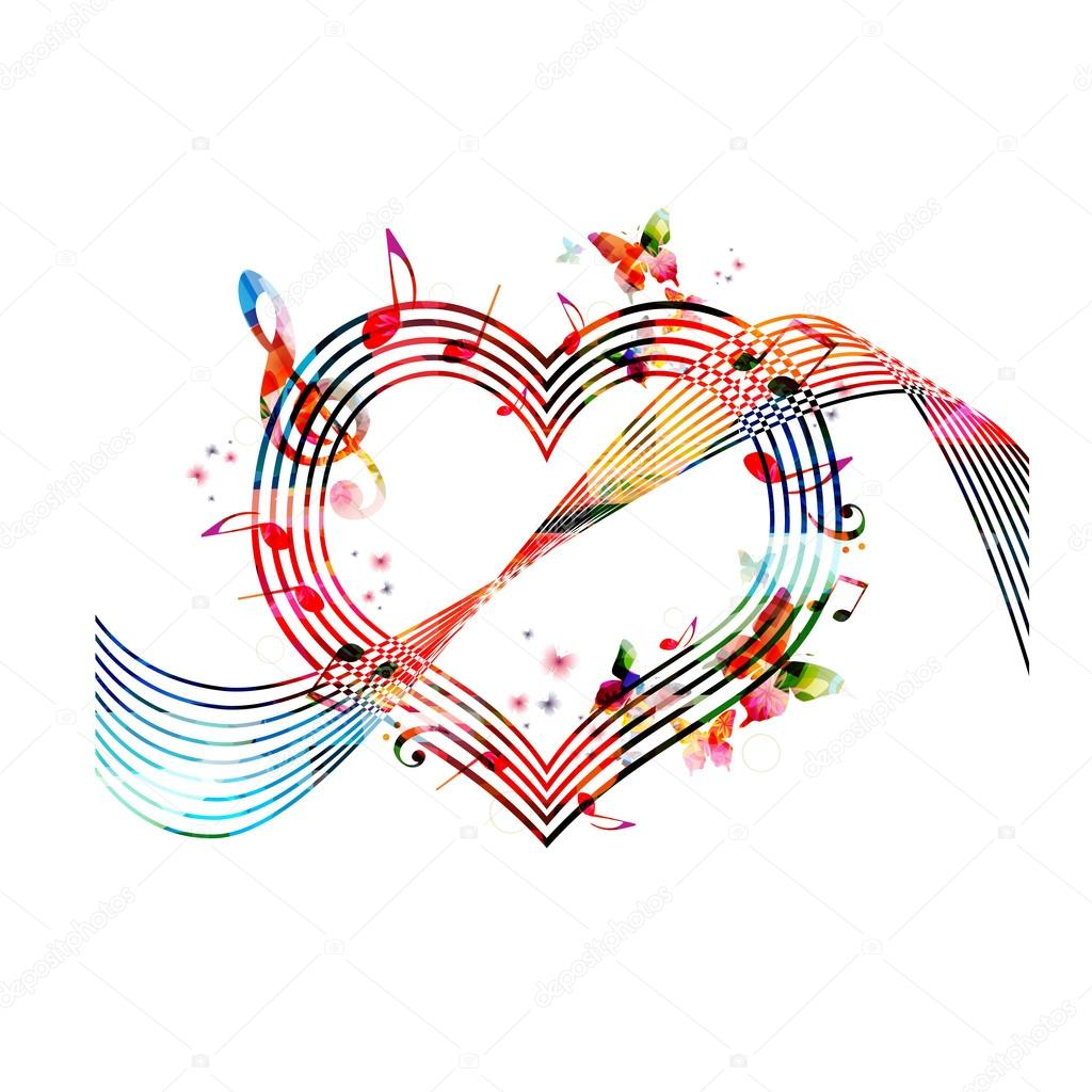 notas musicales de colores www imgkid com the image music notes vector free music sheet notes vector free download