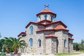 Church on the island of Thassos — Stock Photo