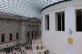 British Museum — Stock Photo
