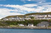 View of Mallaig, a little port in Lochaber, on the west coast of the Highlands of Scotland. — Stock Photo