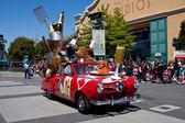 Disney Stars 'n' Cars Parade — Stock Photo