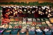 Christmas Market in Vienna. — Stock Photo