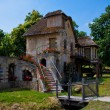 Moulin, The Hameau de la Reine, Versailles — Stock Photo #74293041