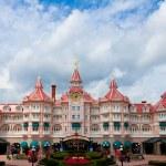 Entrance in Disneyland Paris — Stock Photo #74293567