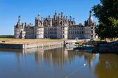 The Chambord Castle — Stock Photo
