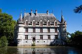 The d'Azay le Rideau Castle — Stock Photo