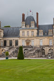Chateau de Fontainebleau — Stock Photo