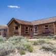 Постер, плакат: Bodie Ghost Town in California USA