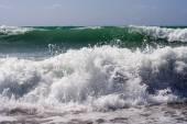 Large waves. — Stock Photo