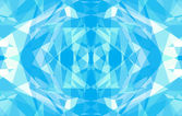 Triangles pattern with geometric shapes Colorful abstract background for design — Stock Photo