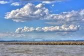 A Day on the Chesapeake Bay — Zdjęcie stockowe