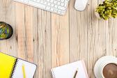 Office desktop — Stock Photo
