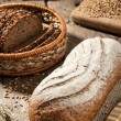 Постер, плакат: Loaves of rye bread