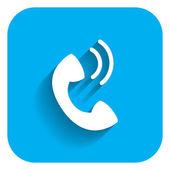 Телефонная трубка — Cтоковый вектор