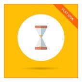 Sandglass icon — Stock Vector