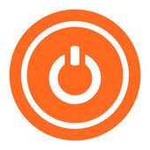 Power symbol — Stock Vector