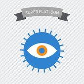 Supervision icon — Stock Vector