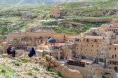 Mar Saba monastery — Stock Photo