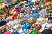 Kippah collection — Stock Photo