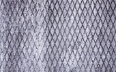 Imagen de textura de fondo de rombos gris — Foto de Stock