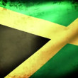 Jamaica flag waving — Stock Video #74287737