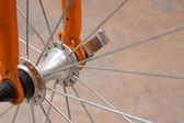 Mozzo bici — Foto Stock